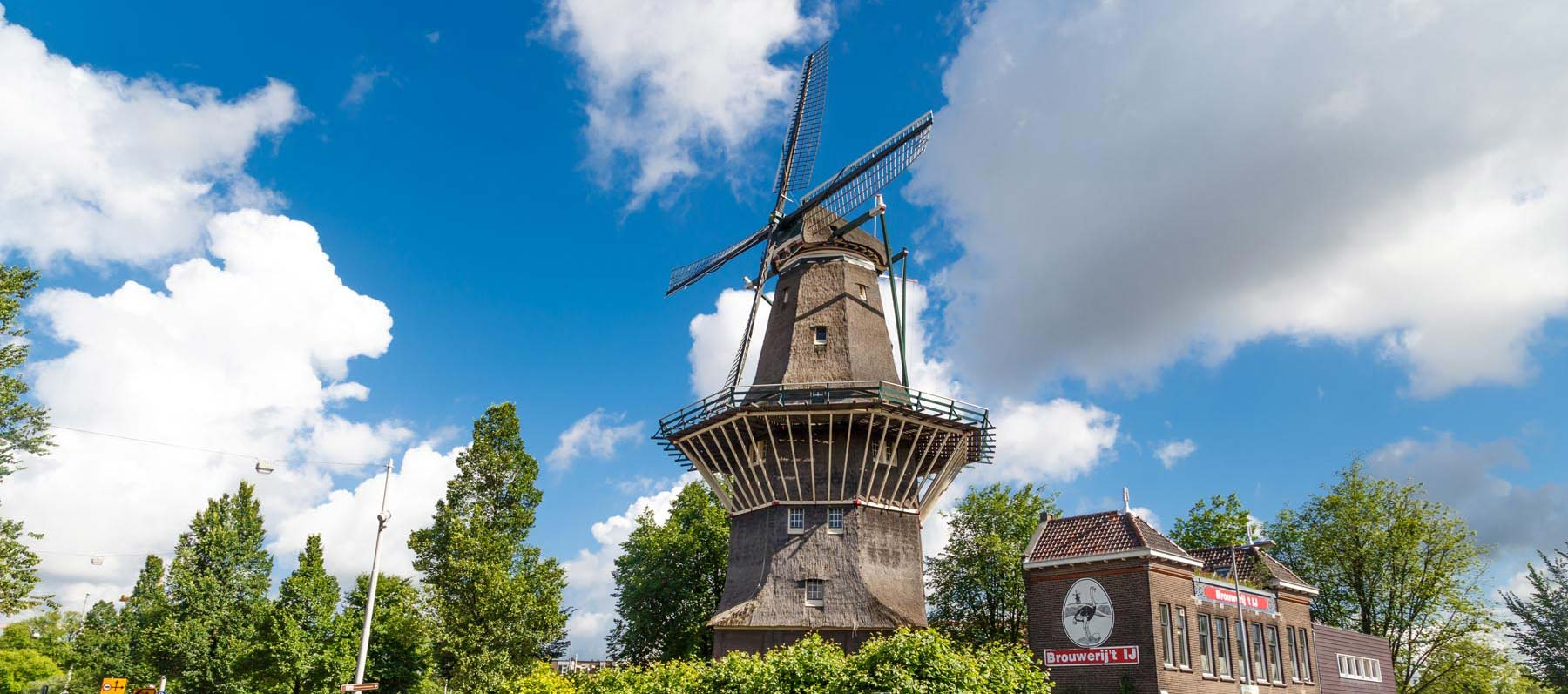 bigstock-De-Gooyer-Windmill-182401285